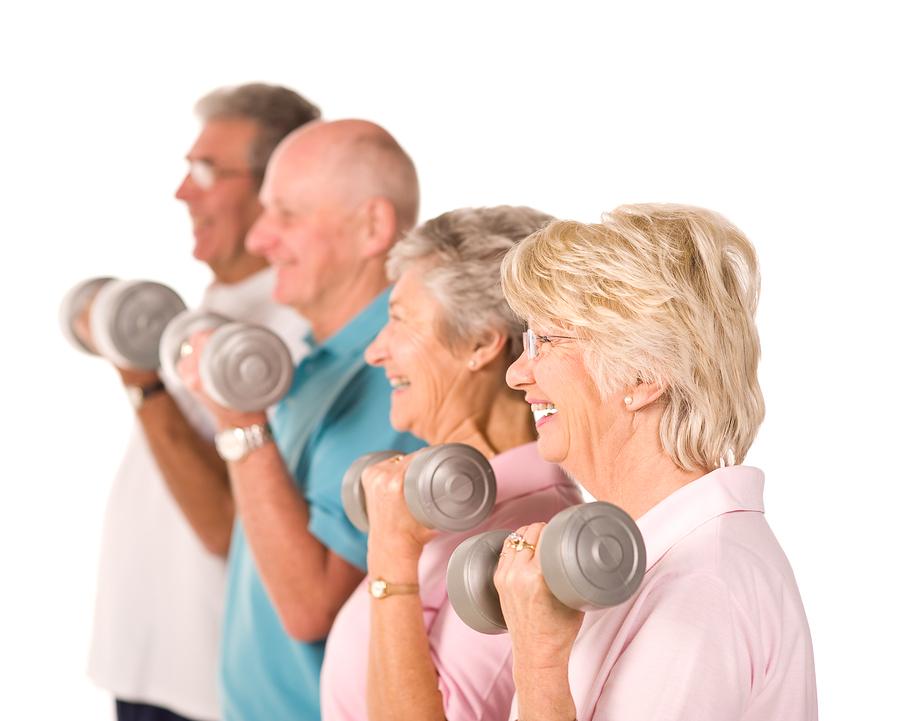 Senior Care in Old Bridge NJ: Encouraging Your Aging Parent to be Healthier