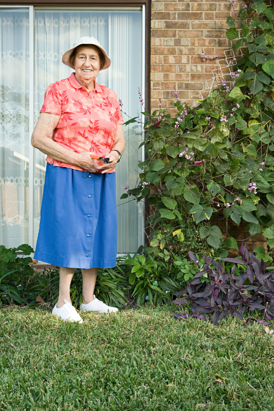 Four Exterior Safety Tips for Your Senior