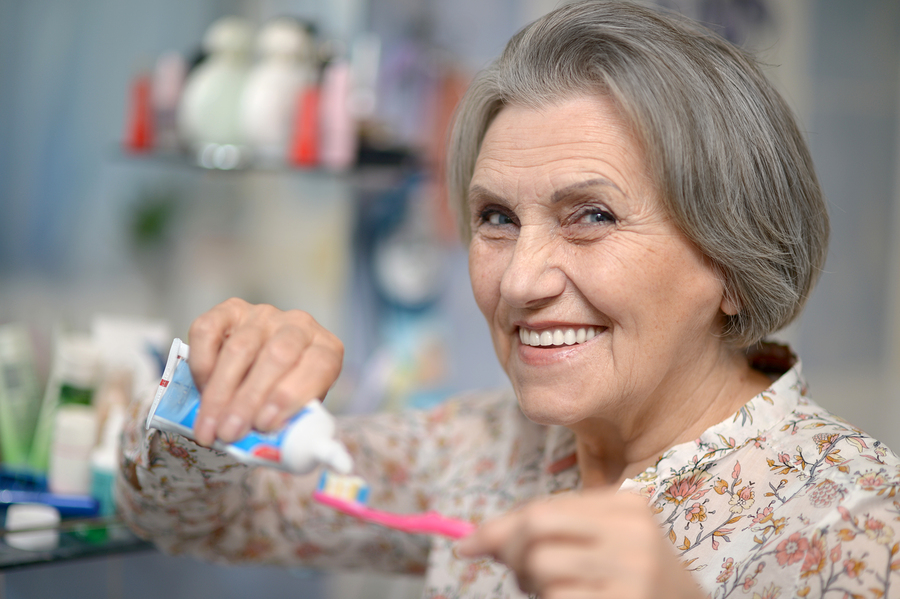 Home Care in Lawrenceville NJ: Dental Care and the Elderly