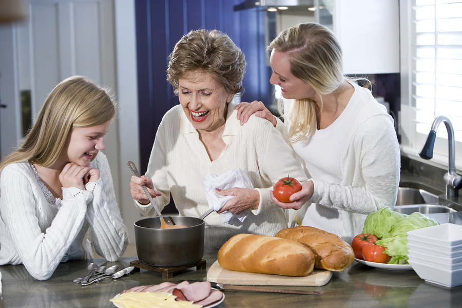 Home Care in Hamilton NJ: How Do You Balance Work and Children With Your Mom's Care?