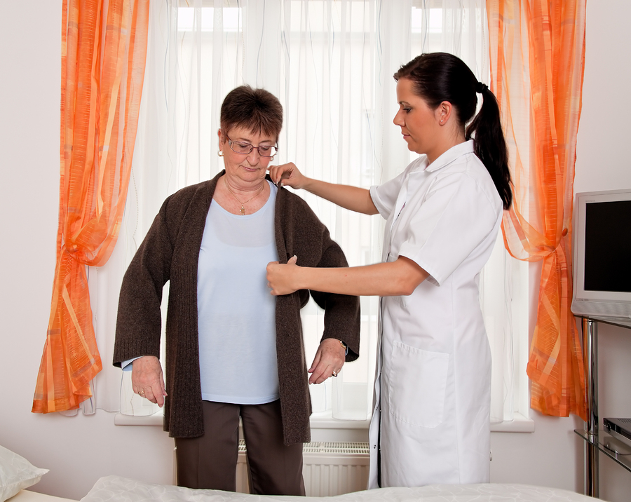 Senior Care in Bordentown NJ: How Can You Get Past Wardrobe Problems with Your Elderly Loved One?