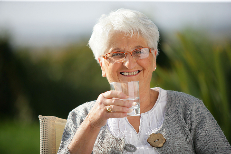 Elderly Care in Lawrenceville NJ: Keeping your Parent Hydrated