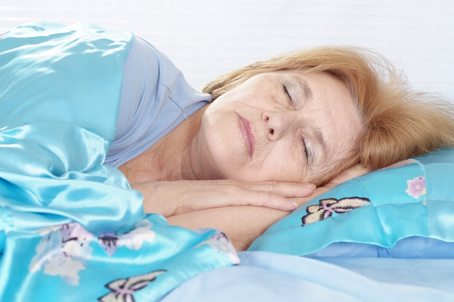 Caregivers in West Trenton NJ: Helping your Parent get a Good Night's Sleep