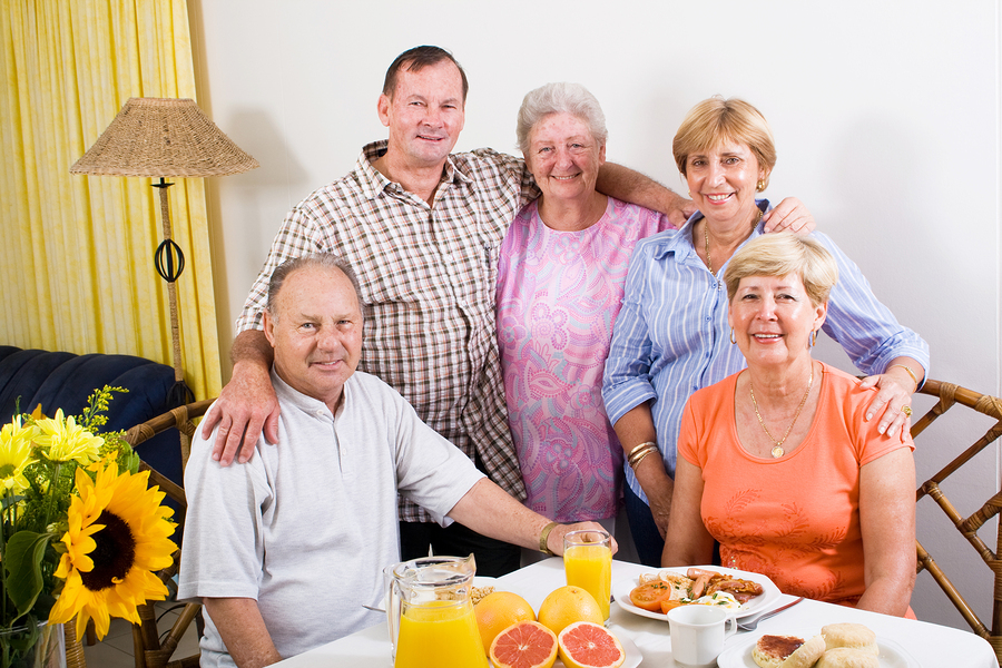Elder Care in Lawrenceville NJ: How Can You Encourage Friends and Family to Visit an Aging Adult More Often?