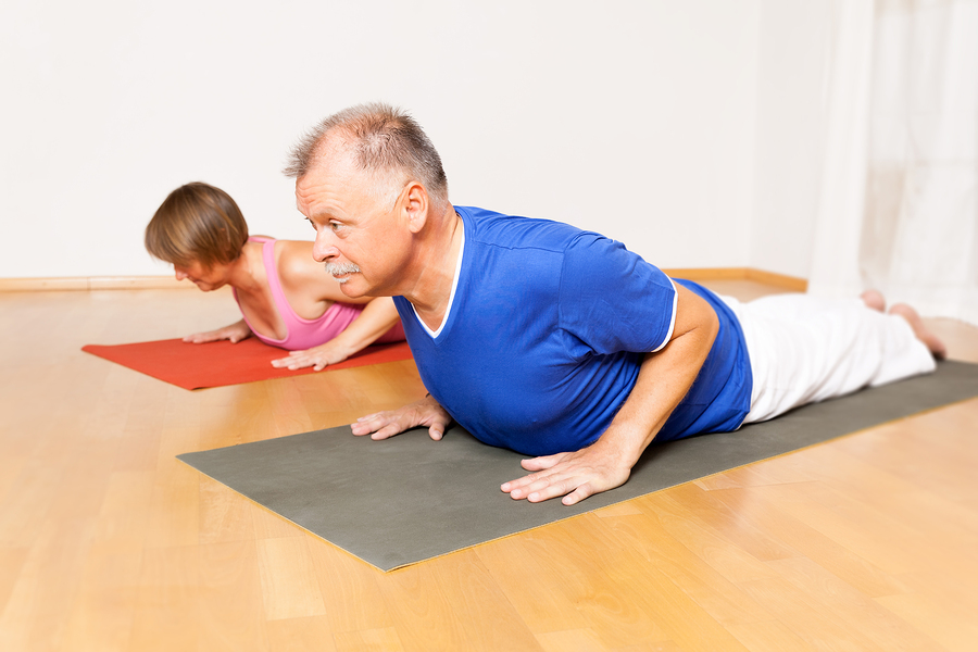 Home Care Services in Robbinsville NJ: How Can You Tell How Much Exercise Your Dad Needs?