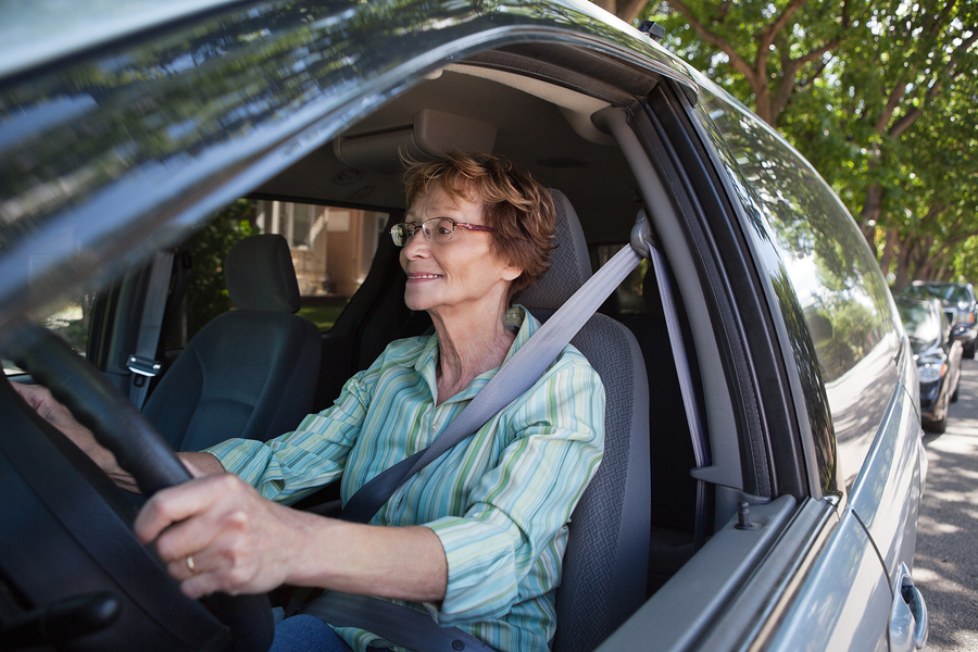 Senior Care in Bordentown NJ: What Impact Does Her Age Have on Your Senior's Driving Ability?