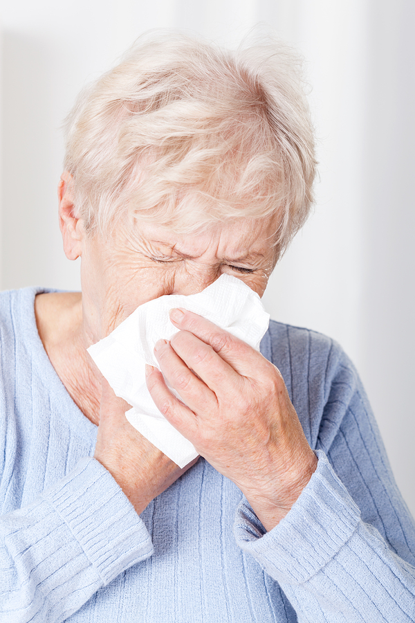 Home Care in Bordentown NJ: Helping Seniors Avoid Seasonal Allergy Symptoms
