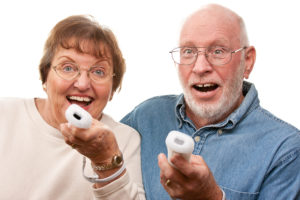 Senior Care in Plainsboro NJ: How Can Video Games Help Your Aging Parent Stay Healthy?