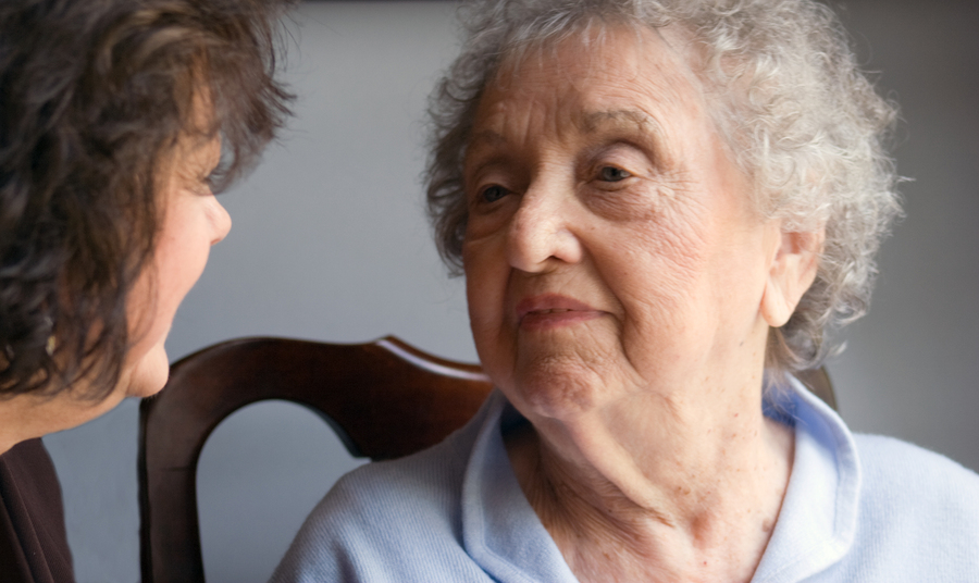 Elder Care in Princeton Junction NJ: How Can You Cope When Your Senior Accuses You of Stealing from Her?