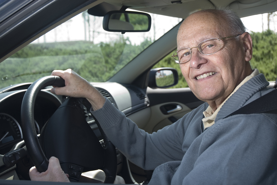 Elderly Care in Bordentown NJ: What Should You Look for Regarding Your Senior's Driving?
