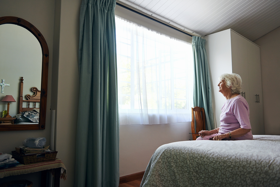 Elderly Care in Princeton NJ: What Might Your Senior's Depression Look Like?