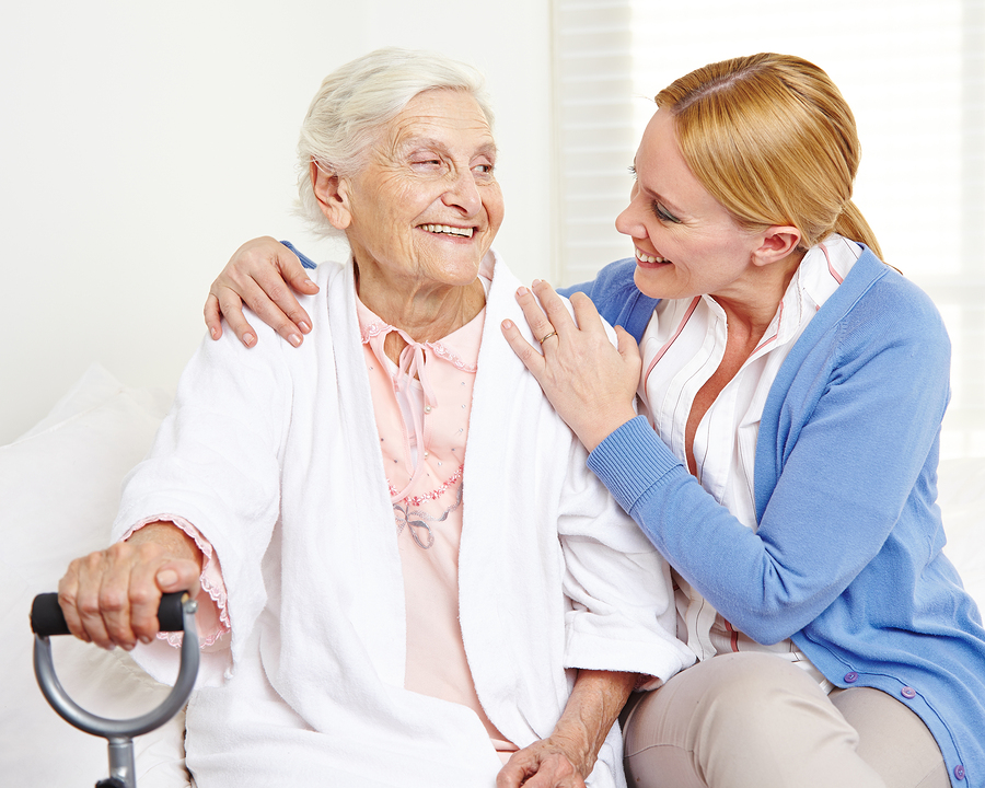Homecare in Robbinsville NJ: Five Tips for Caring for a Senior Who Is Hard of Hearing