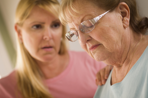 Caregivers in Princeton NJ: What to Do When a Senior with Dementia Follows You Around