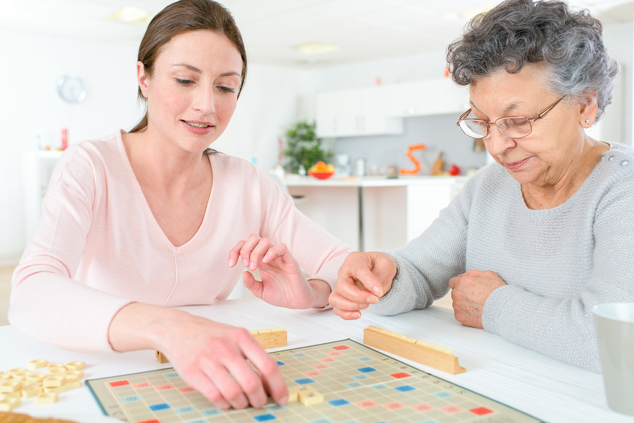 Homecare in Edison NJ: What Can Visitors Do with Your Elderly Loved One if She Has Mobility Issues?