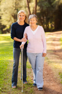 Home Care in New Brunswick Township NJ: Fresh Air Equals Well-Being for Seniors