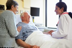 Home Care in Plainsboro NJ: Preparing to Help Your Parent Recover from Cancer Surgery