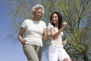 Home Care Services in New Brunswick NJ: How Can You Make Walking a Part of Your Aging Adult's Daily Routine?