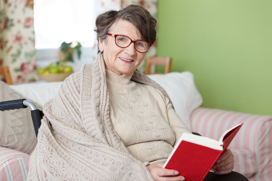 Caregivers in East Brunswick NJ: May is Get Caught Reading Month