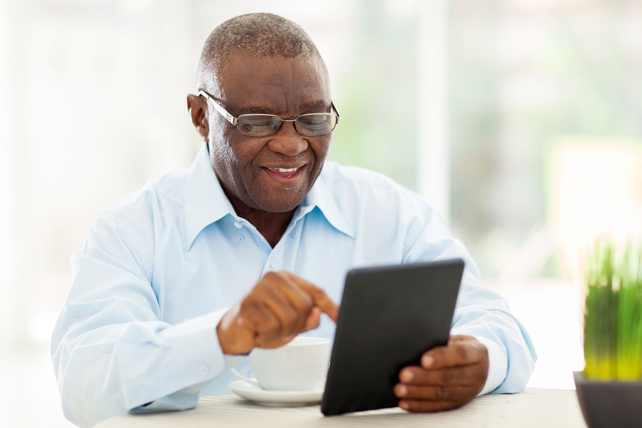 Caregivers in Plainsboro NJ: 4 Reasons for Older Adults to Get Comfortable with Tech