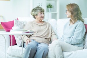 Senior Care in Elizabeth NJ: What Emotional Considerations Might Crop up When Your Senior Moves in with You?