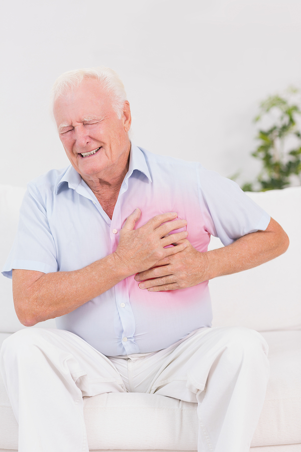 Elderly Care in Manalapan NJ: How Can You Tell if Chest Pain Is an Emergency?