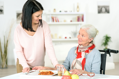 Caregivers in New Brunswick NJ: What Can I Serve Seniors with New Dentures?